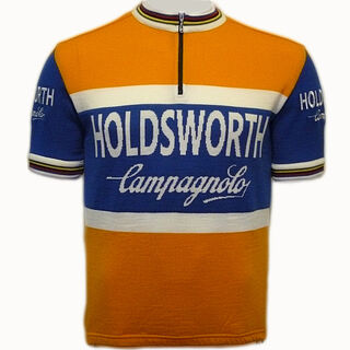 Holdsworth Team Merino Wool Cycling Jersey