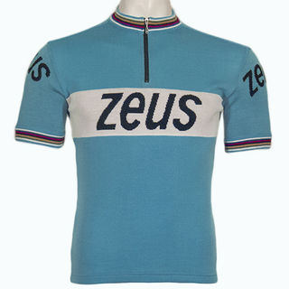 Zeus Merino Wool Cycling Jersey