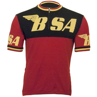 BSA Merino Wool Cycling Jersey