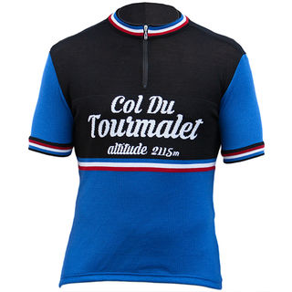 Tourmalet Merino Wool Cycling Jersey