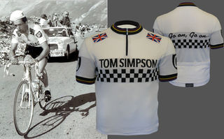 Tom Simpson Short Sleeve (Made to order)