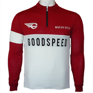 Goodspeed wool jersey