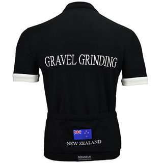 Tour Aotearoa 'All Black' jersey  - back