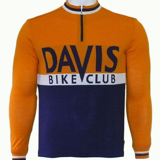 Davis Bike Club Jerseys