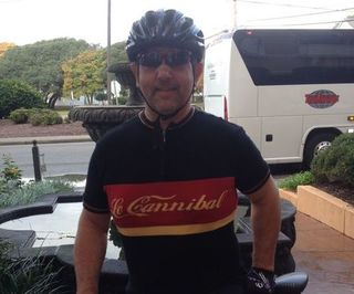 Eddy Merckx Cannibal merino wool cycling jersey