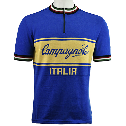Campagnolo Wool Cycling Jersey