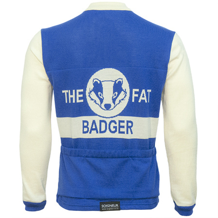 Fat Badger (back)