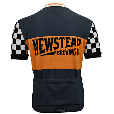 Newstead Brewery - Back