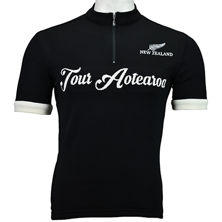 Tour Aotearoa 'All Black' jersey - front