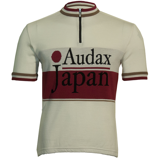 Audax Japan Short Sleeve