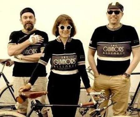 Pashley Guvnors Collective custom merino wool cycling jersey