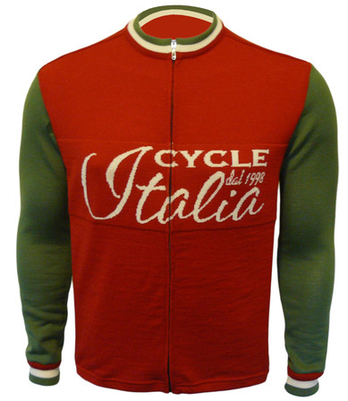 CycleItalia Jacket (made to order)